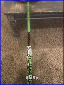 2017 Miken Psycho Supermax USSSA Slowpitch Softball Bat Fire Stick