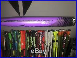 2017 NIW Easton Brian Wegman Flex Slow Pitch Homerun Derby Bat Shaved Bats