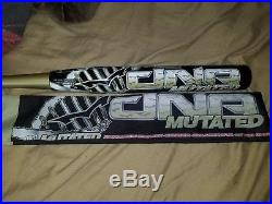 2018 Monsta DNA Mutated25.5 shaved rolled Slowpitch Softball Bat firm on price