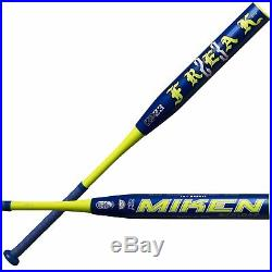Clean, Rolled or Shaved Rolled+Polymer Miken Freak 23 Maxload 12 USSSA Softball