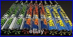 DUDLEY LIGHTNING 2.0 HOMERUN DERBY Senior Softball Bats SHAVED AND ROLLED