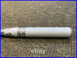 Demarini White Steel 26/34 Softball Bat ASA 2012