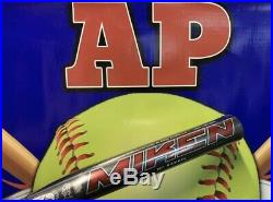 Miken Freak Primo 12 Homerun Derby Bat USSSA Rolled Shaved Polymer Coated