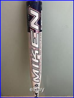 Miken Patriot SENIOR bat 27 ounce NIW! Buy Now and get FREE PRIORITY SHIPPING