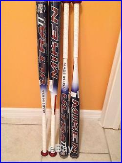Miken Ultra II TOC Limited Edition Senior bat with FREE Shipping