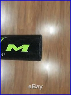 Used Miken Supermax DC-41 34/26 Slowpitch Softball Bat 2017 USSSA